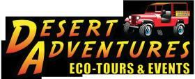 Desert Adventures - Red Jeep Tours