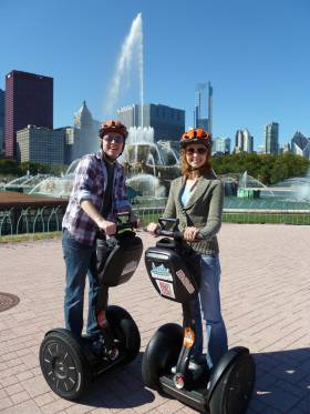 Absolutely Chicago Segway Tours