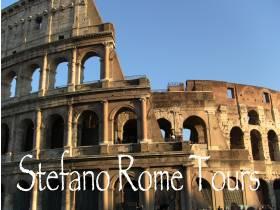 Stefano Rome Tours