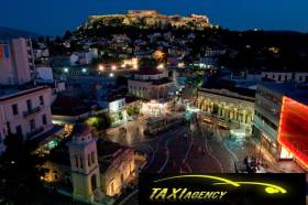 Athens Taxi Transfer Transfer4U