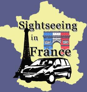 Sightseeing France private Driver-Guide