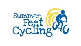 Summer Feet Cycling