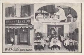 Restaurant Alfredo alla Scrofa