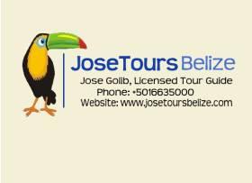 Jose Tours Belize