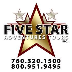 Five Star Adventures Tours