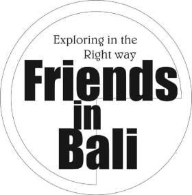 Friends in Bali