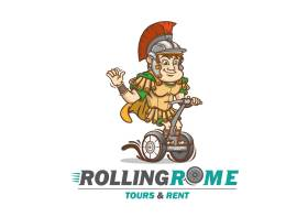 Rolling Rome That's Rome 4 You