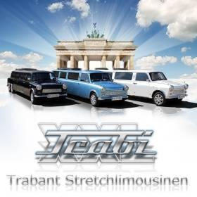 Trabi-XXL Trabant Stretchlimousinen