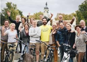 Bike Tours Madrid