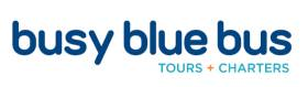 Busy Blue Bus Tours + Charters