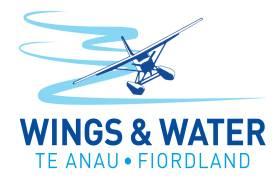 Wings & Water Te Anau Ltd