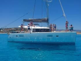 Naxos Catamaran APOLLON