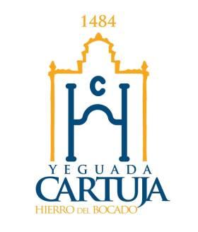 Yeguada de la Cartuja -Hierro del Bocado