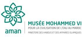 Museum Mohammed VI - AMAN