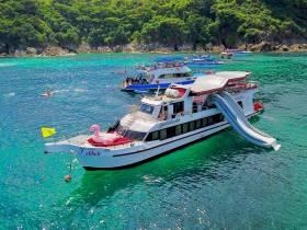 Latitude Water Sports Boat Cruise