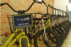 Buzz Nola Bike Tours and Rentals