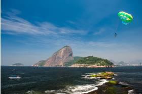 Parasail in Rio
