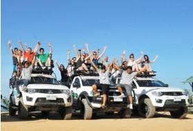 Major Safari Tour