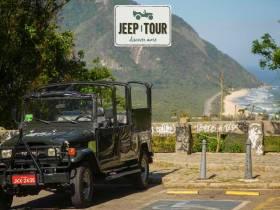 Rio Jeep Tour