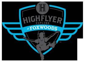 Foxwoods HighFlyer Zipline