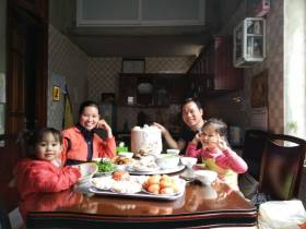 Farm tour and Home cooking in Hanoi