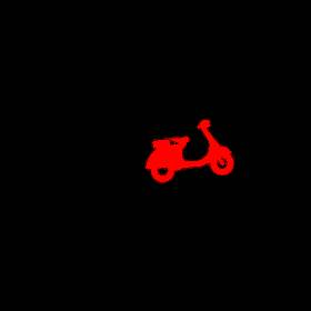 Rome by Vespa
