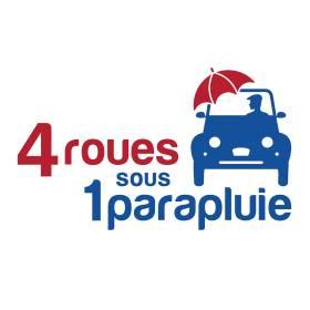 4 roues sous 1 parapluie Bordeaux