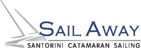 Sail Away - Santorini Catamaran Sailing