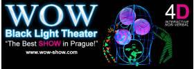 WOW Show Black Light Theatre Prague
