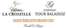 Châteaux La Croizille & Tour Baladoz