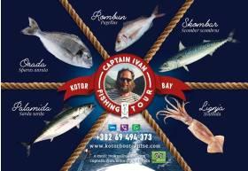Fishing tour Kotor