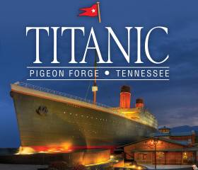 Titanic - Pigeon Forge TN