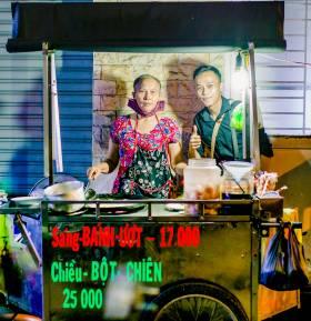 Street Food Man