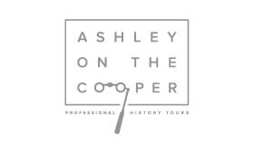 Ashley on the Cooper Walking Tours