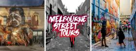 Melbourne street tours