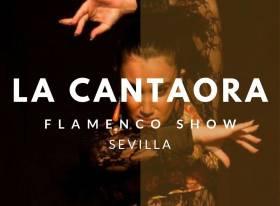 TABLAO FLAMENCO LA CANTAORA SEVILLA