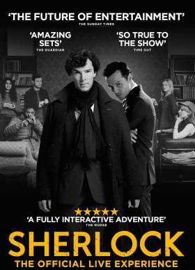 Sherlock: The Official Live Experience
