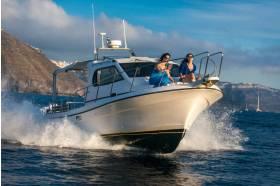 Santorini fishing tours