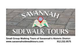 Savannah Sidewalk Tours LLC