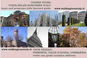Walking Tour Torino