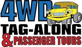 4WD Tag - Along & Passenger Tours
