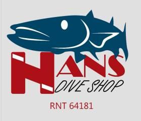 Hans dive shop