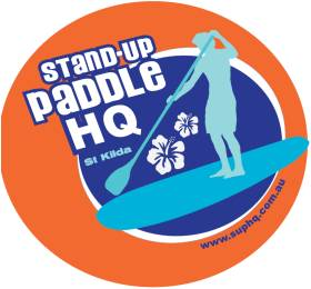STAND UP PADDLE BOARDING PTY LTD
