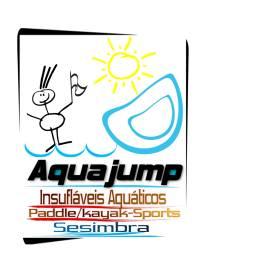 Aquajump - Parque Aquático - Sup - Kayak