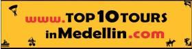 Top 10 tours in Medellín