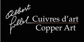Cuivres d'Art Albert Gilles - Copper Art
