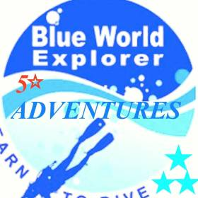 BLUE WORLD EXPLORER ADVENTURES