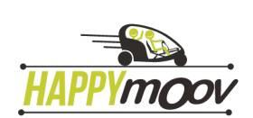 Happymoov Sud - Cyclobalade