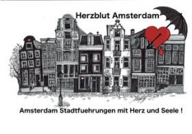 Herzblut Amsterdam Stadtführungen