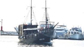 Boat Santa Ana ,DOLPHIN TRAVEL, obrt